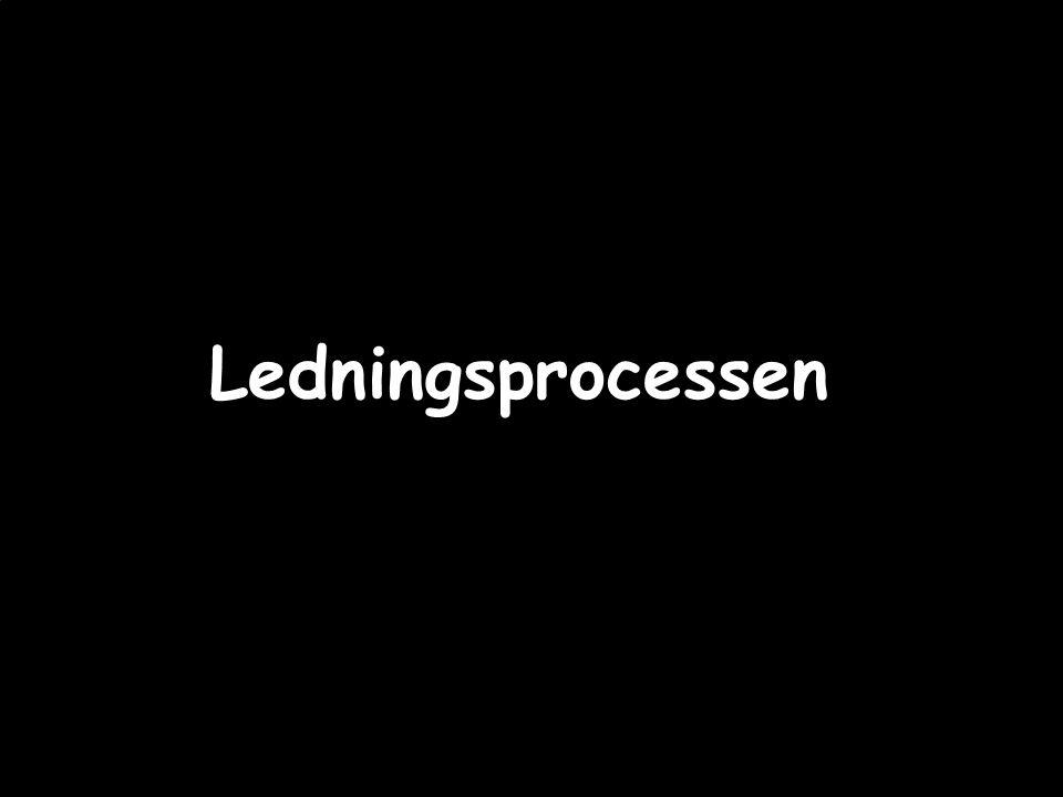 Ledningsprocessen