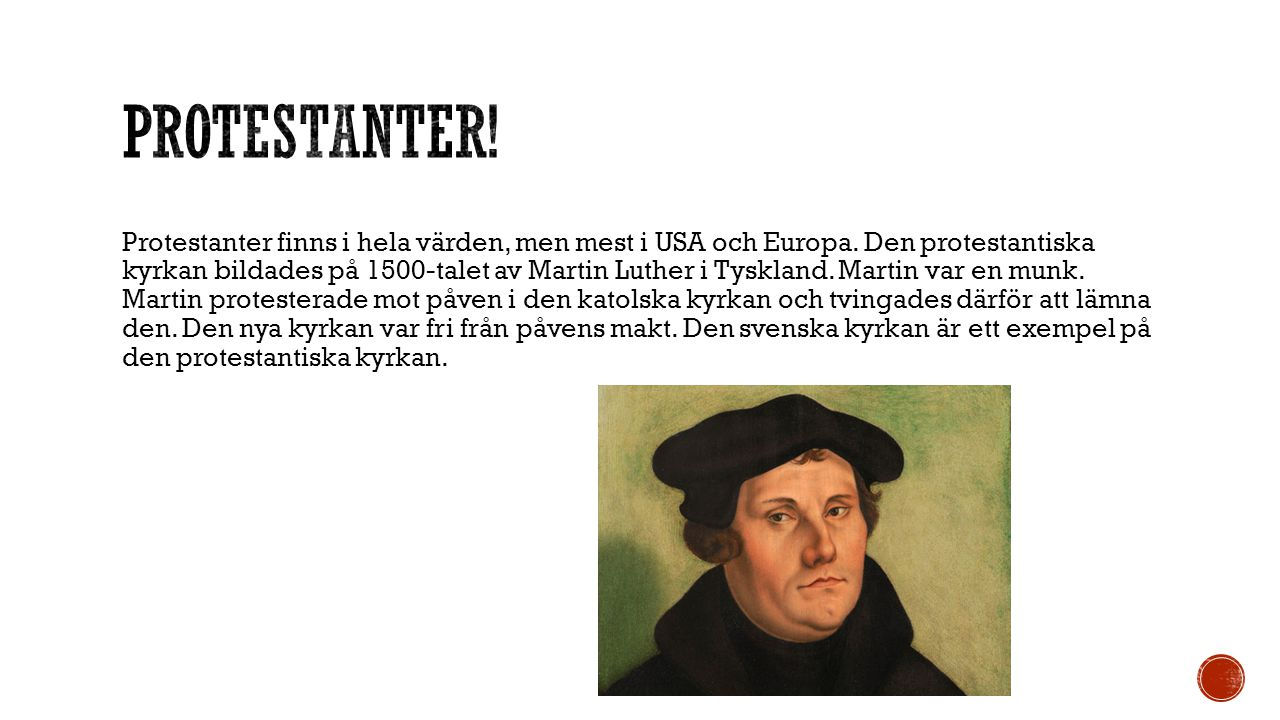 Protestanter!