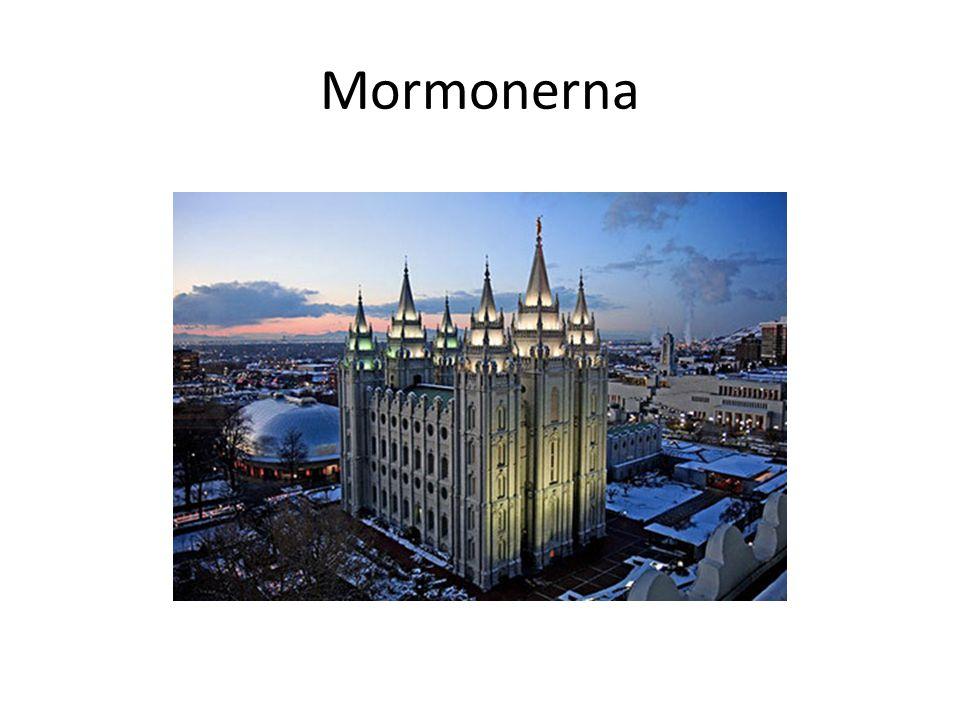 Mormonerna