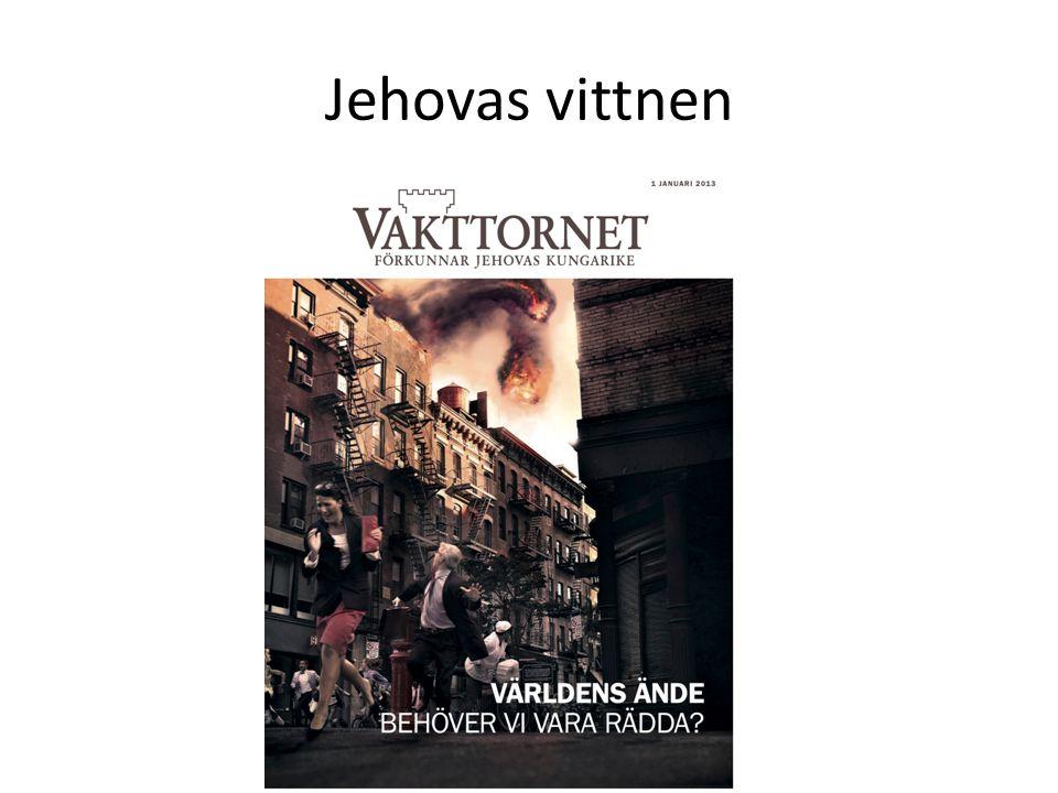 Jehovas vittnen