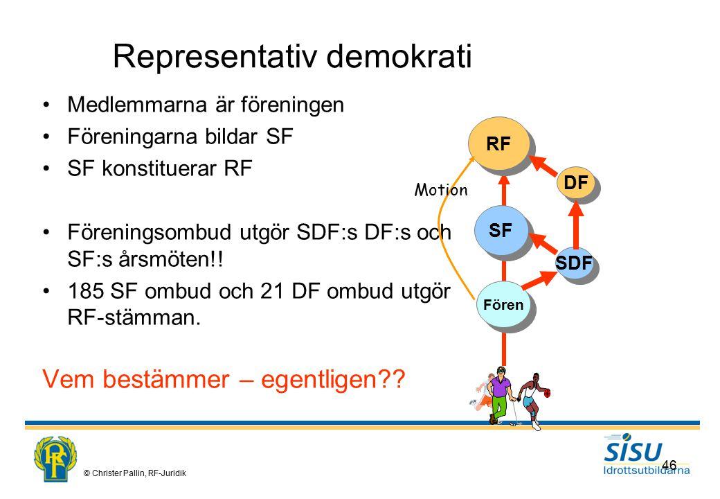 Representativ demokrati