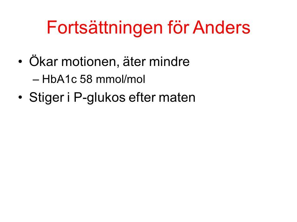 Fortsättningen för Anders