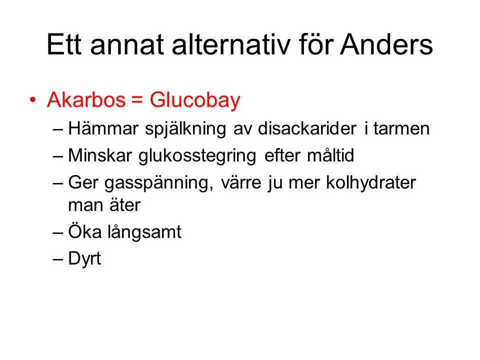 Ett annat alternativ för Anders