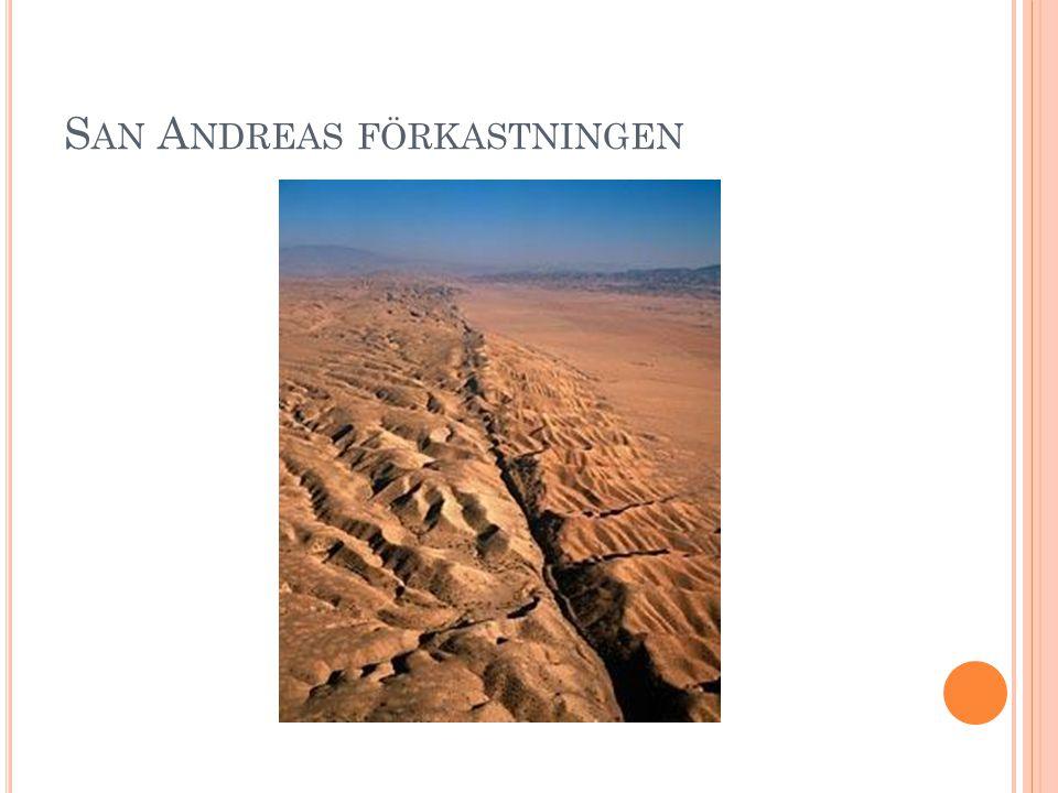 San Andreas förkastningen