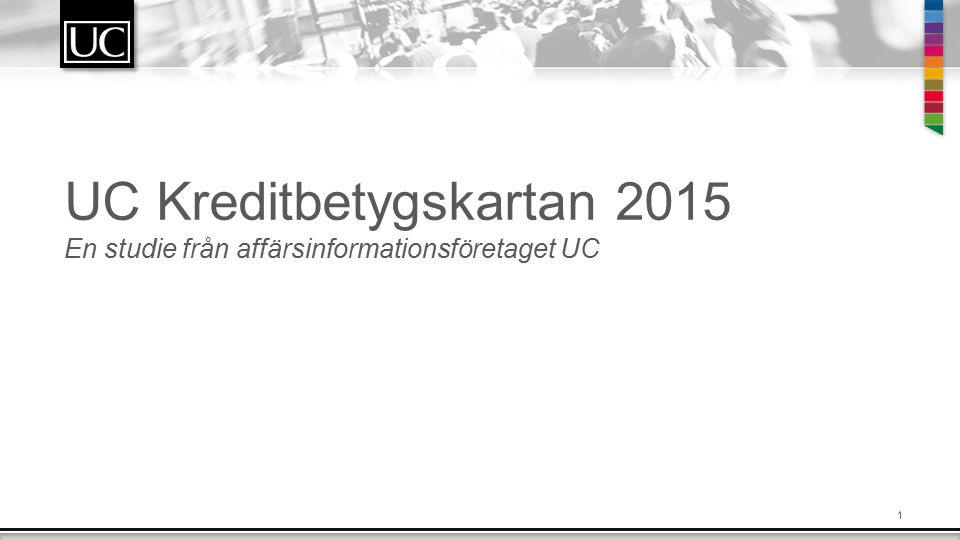 UC Kreditbetygskartan 2015