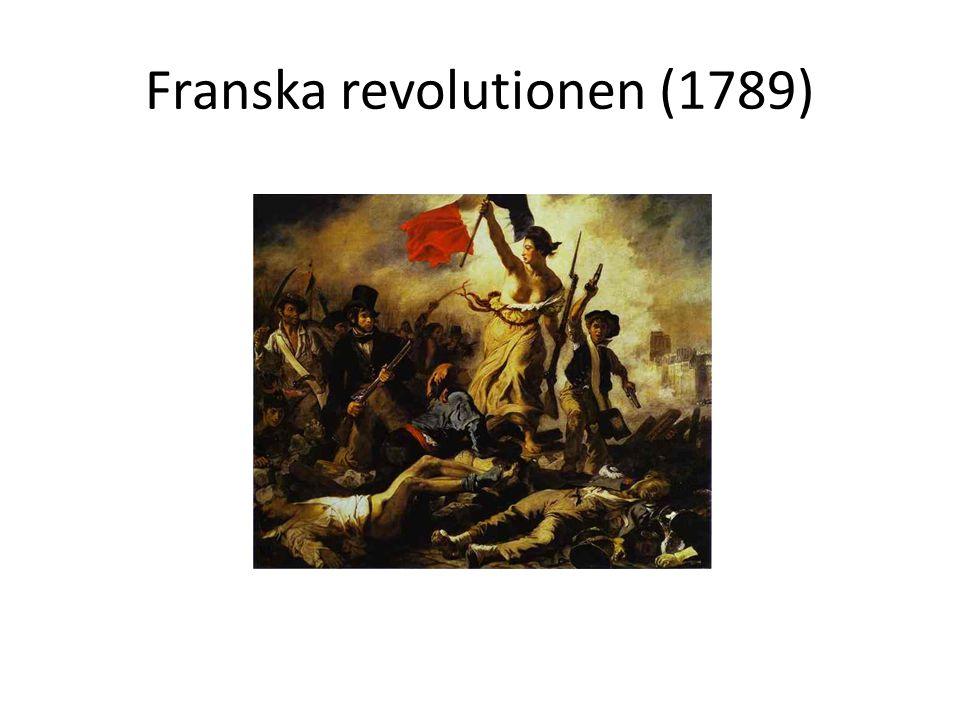 Franska revolutionen (1789)