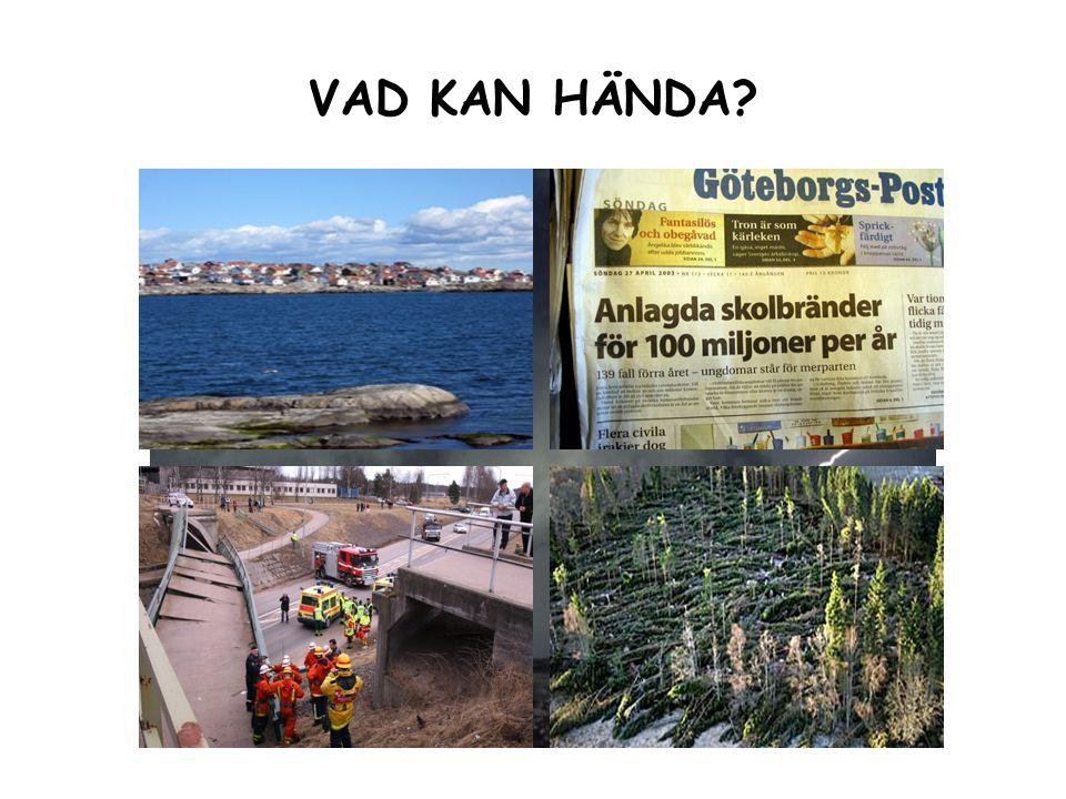 VAD KAN HÄNDA