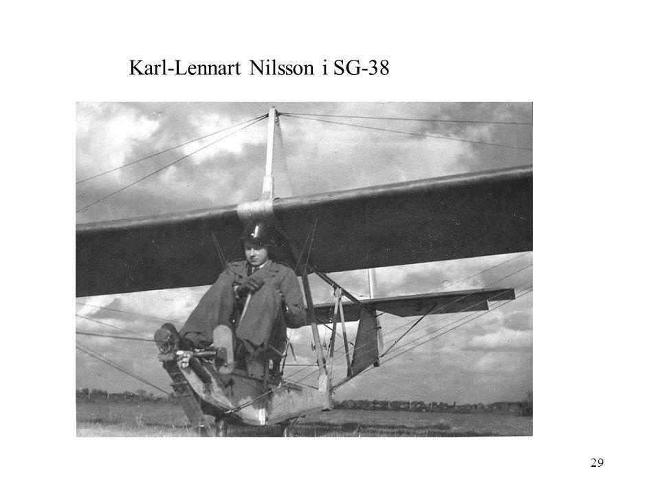 Karl-Lennart Nilsson i SG-38
