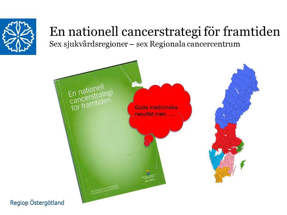 En nationell cancerstrategi för framtiden