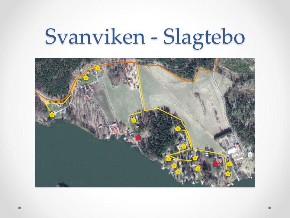 Svanviken - Slagtebo