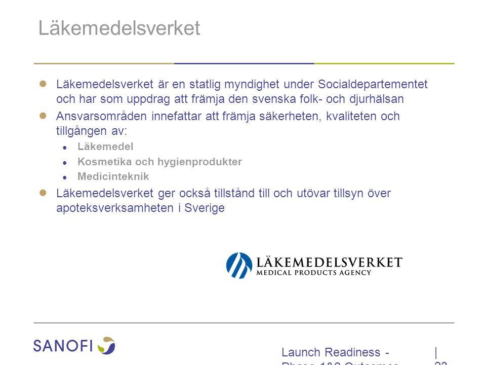 Läkemedelsverket Läkemedelsverket är en statlig myndighet under Socialdepartementet och har som uppdrag att främja den svenska folk- och djurhälsan.