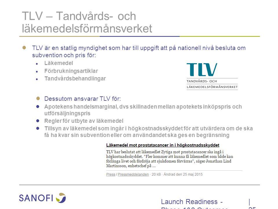 TLV – Tandvårds- och läkemedelsförmånsverket