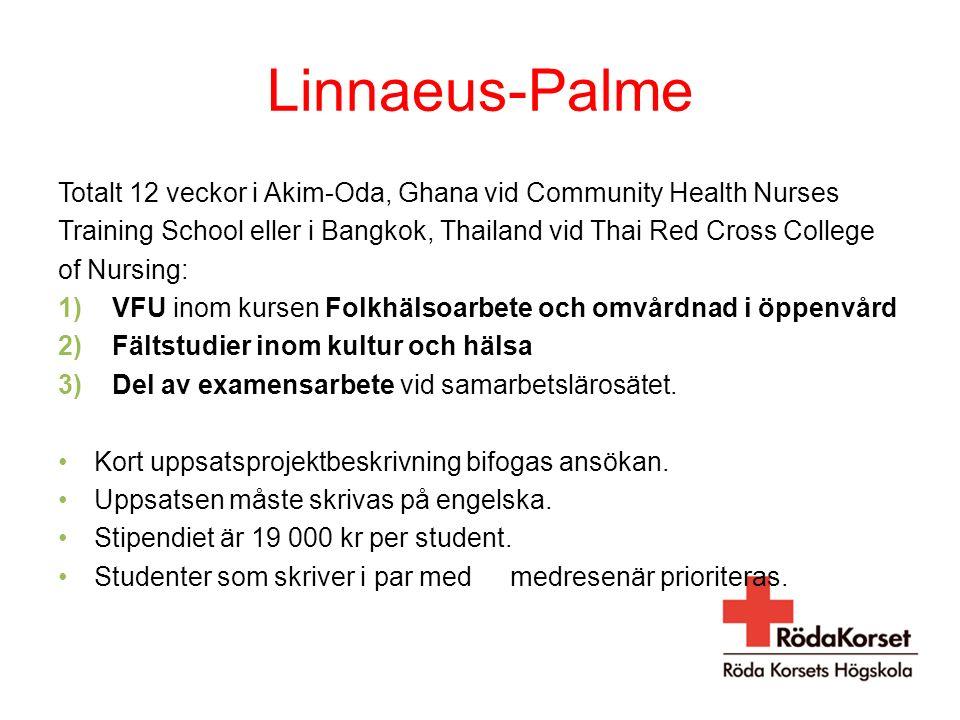 Linnaeus-Palme