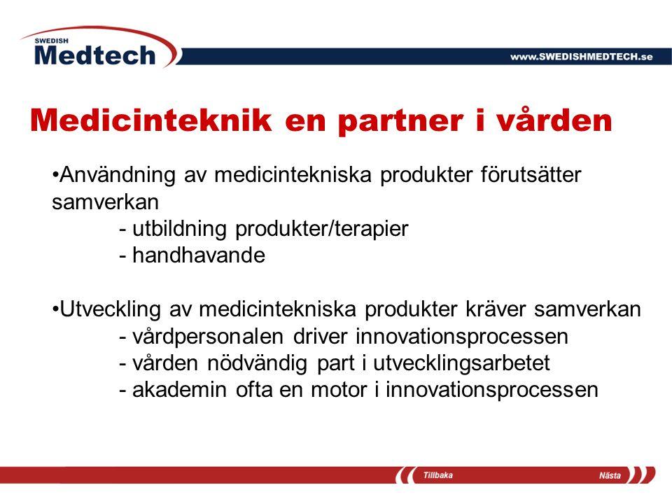 Medicinteknik en partner i vården