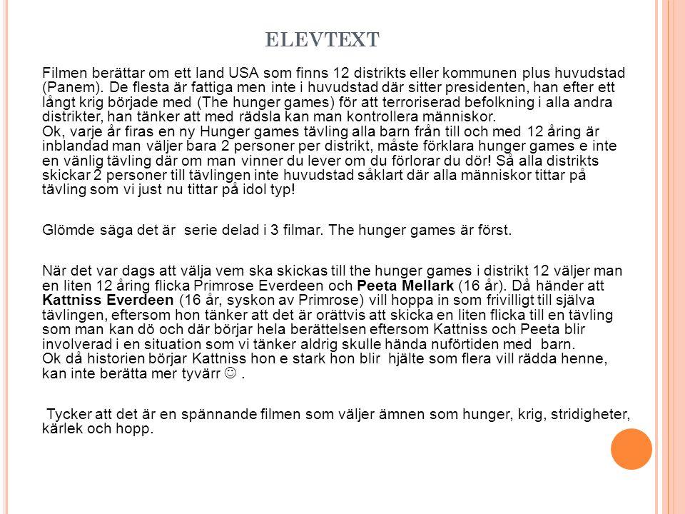 ELEVTEXT