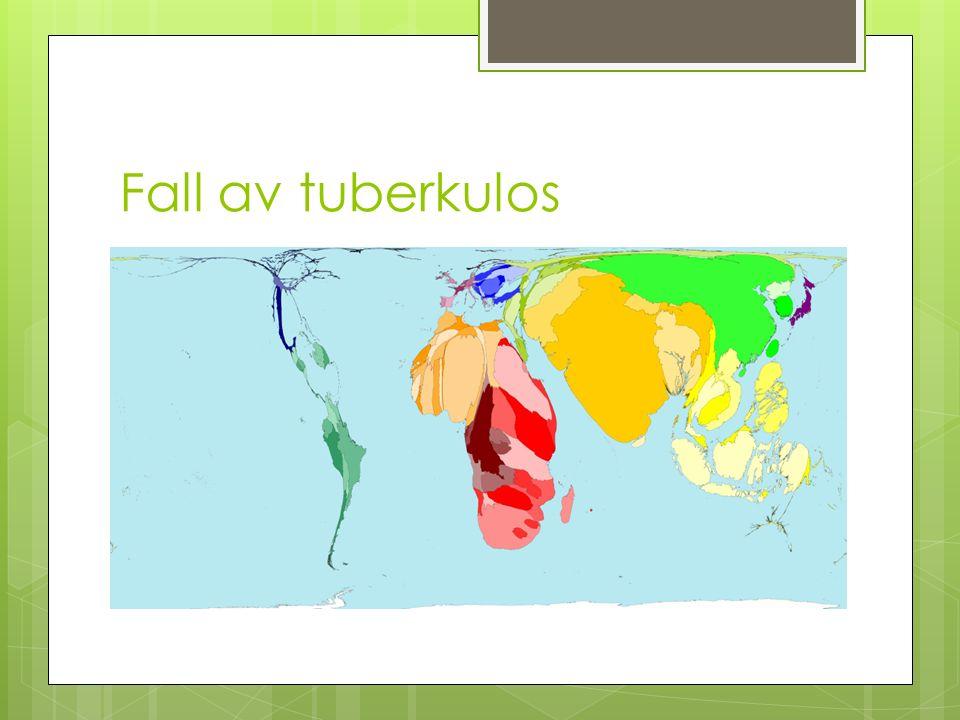 Fall av tuberkulos