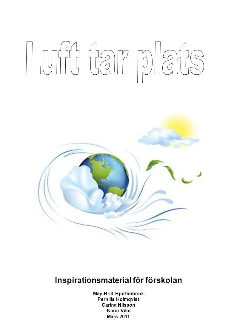 Inspirationsmaterial för förskolan May-Britt Hjortenbrink