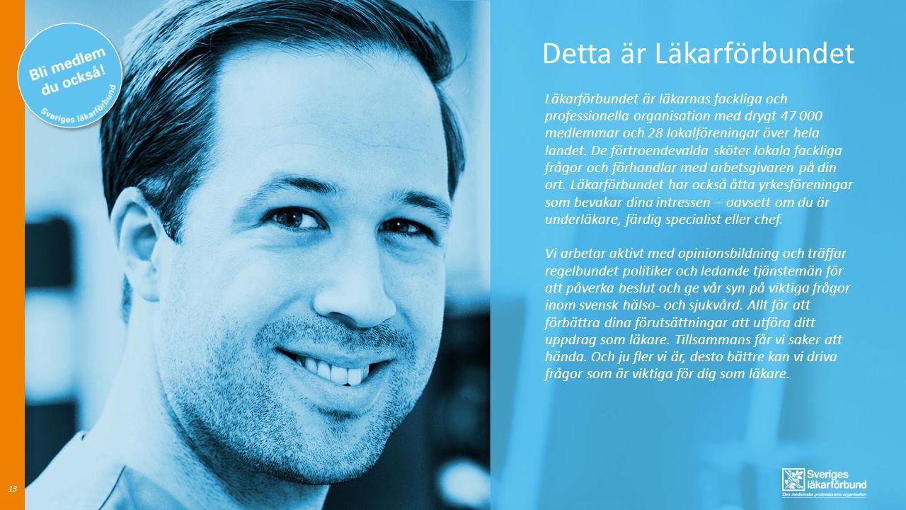 Tack för du tog dig tid. Du kan bli medlem på www.lakarforbundet.se