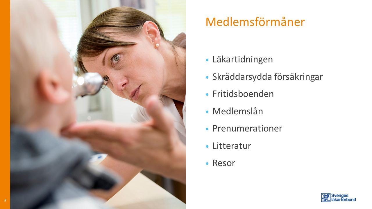 Medlemsförmåner Läkartidningen Skräddarsydda försäkringar