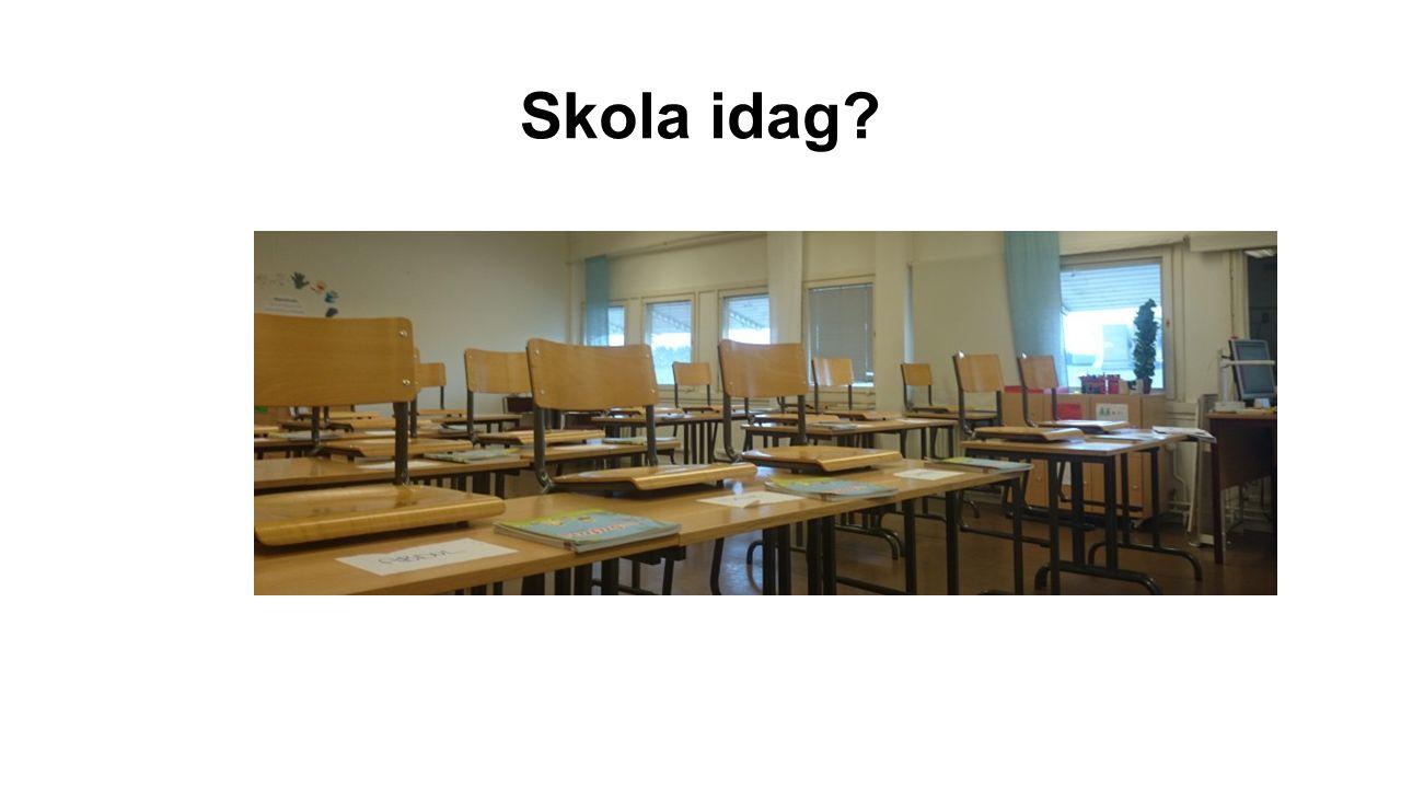 Skola idag