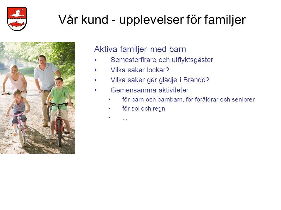 Vår kund - upplevelser för familjer