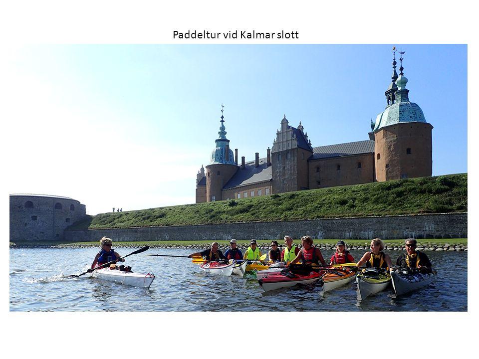 Paddeltur vid Kalmar slott