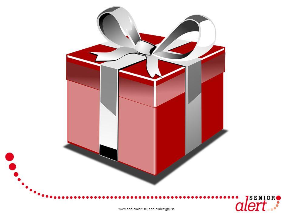 Senior alert är ett paket som består utav flera delar som gör skillnad för våra äldre.