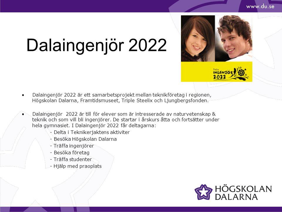Dalaingenjör 2022