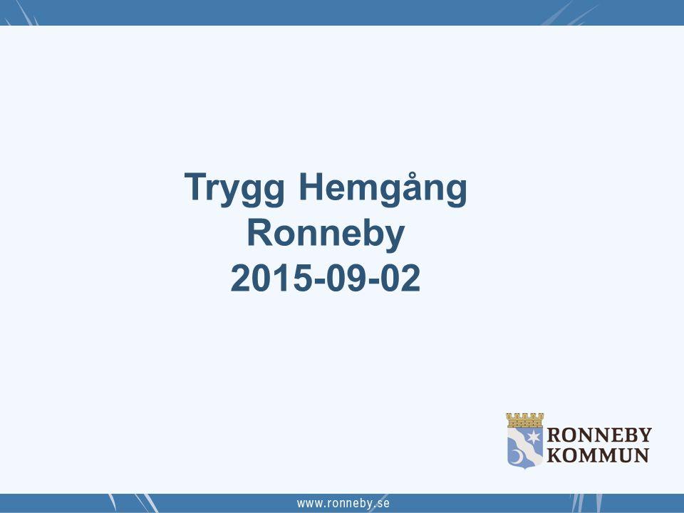 Trygg Hemgång Ronneby 2015-09-02
