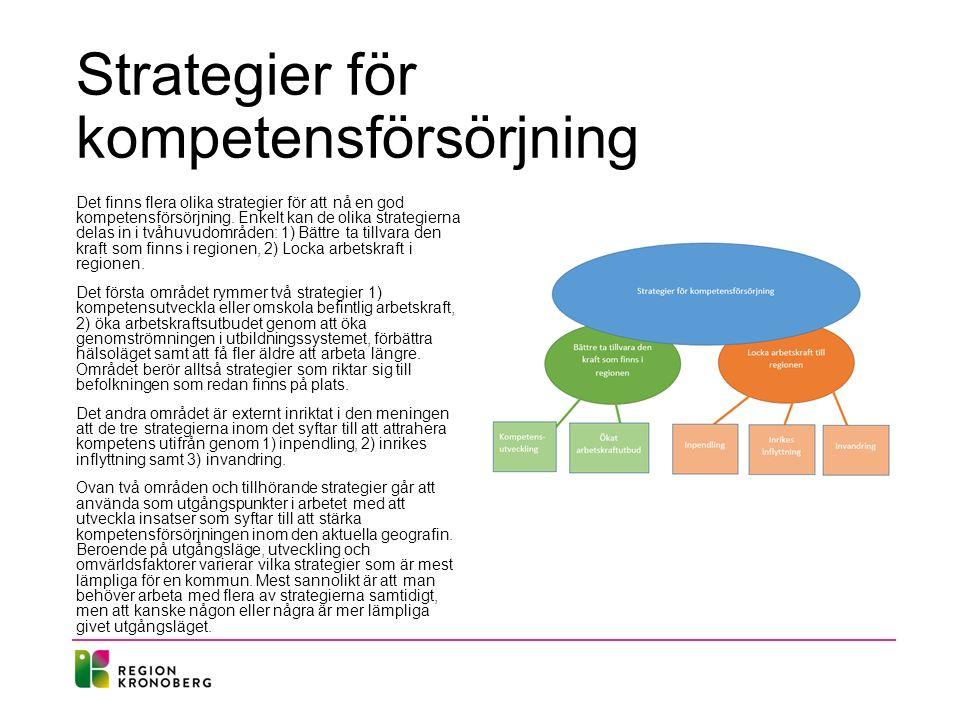 Strategier för kompetensförsörjning
