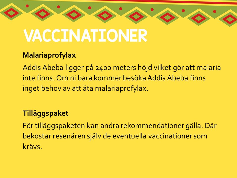 Malariaprofylax