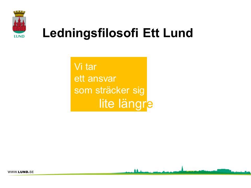 Ledningsfilosofi Ett Lund