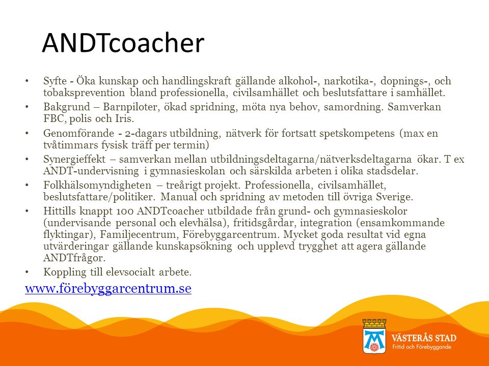ANDTcoacher www.förebyggarcentrum.se