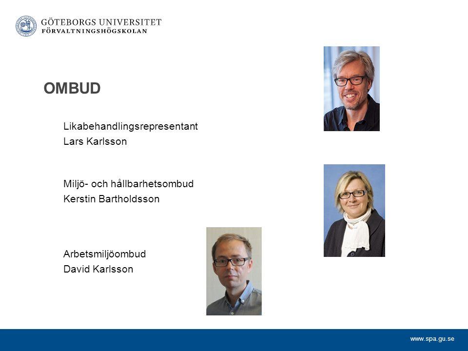 OMBUD Likabehandlingsrepresentant Lars Karlsson