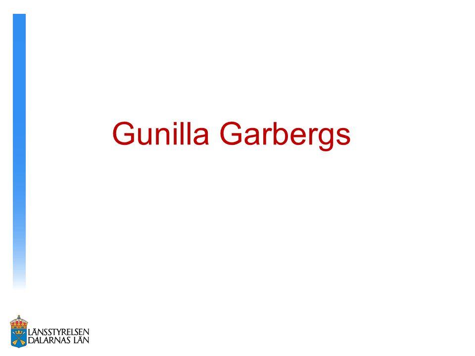 Gunilla Garbergs