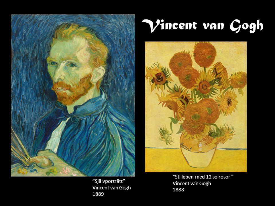 Vincent van Gogh Stilleben med 12 solrosor Vincent van Gogh