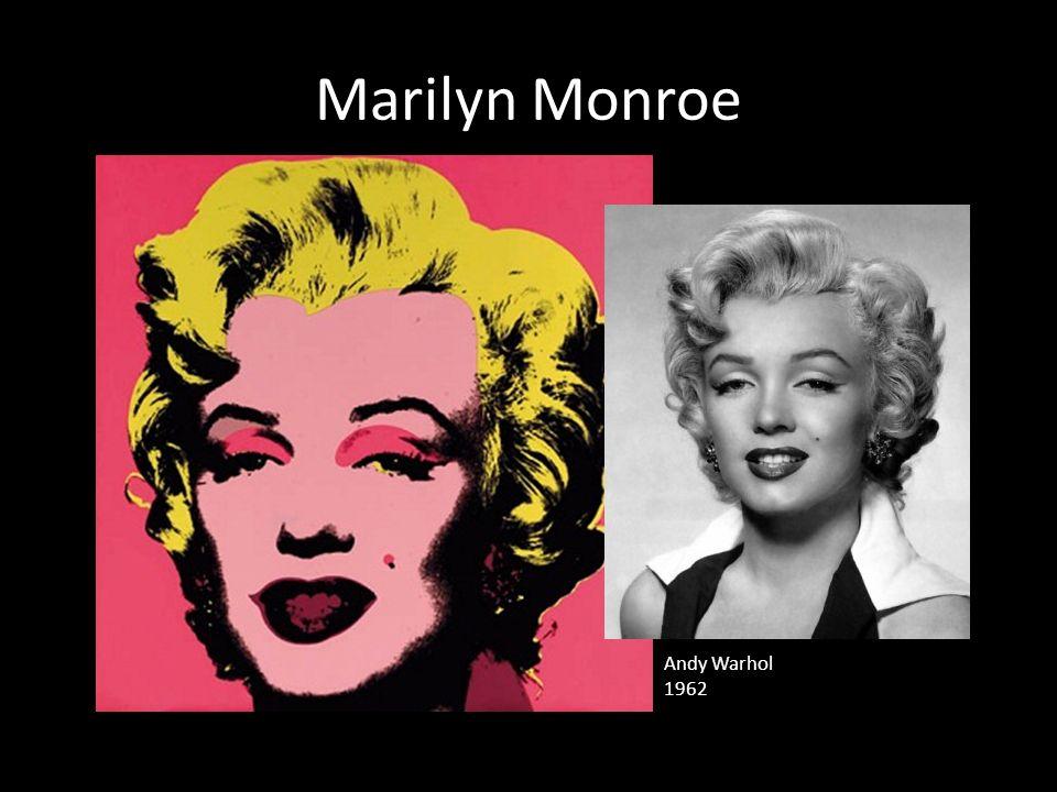 Marilyn Monroe Andy Warhol 1962