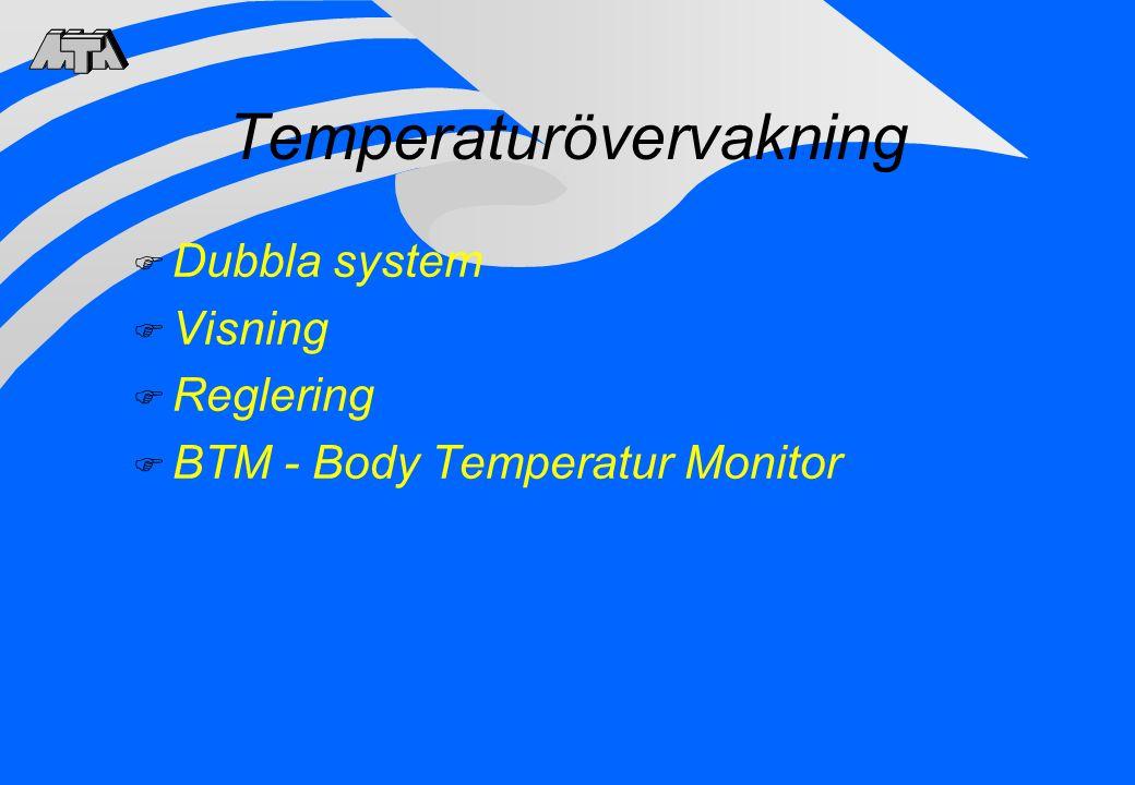 Temperaturövervakning