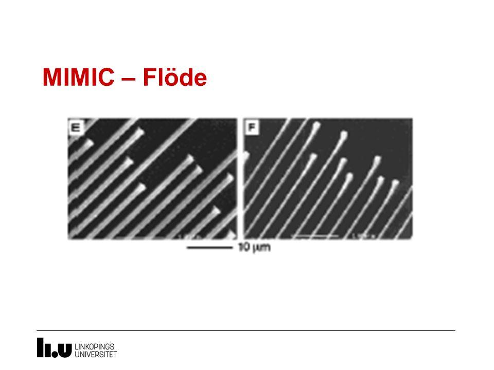 MIMIC – Flöde