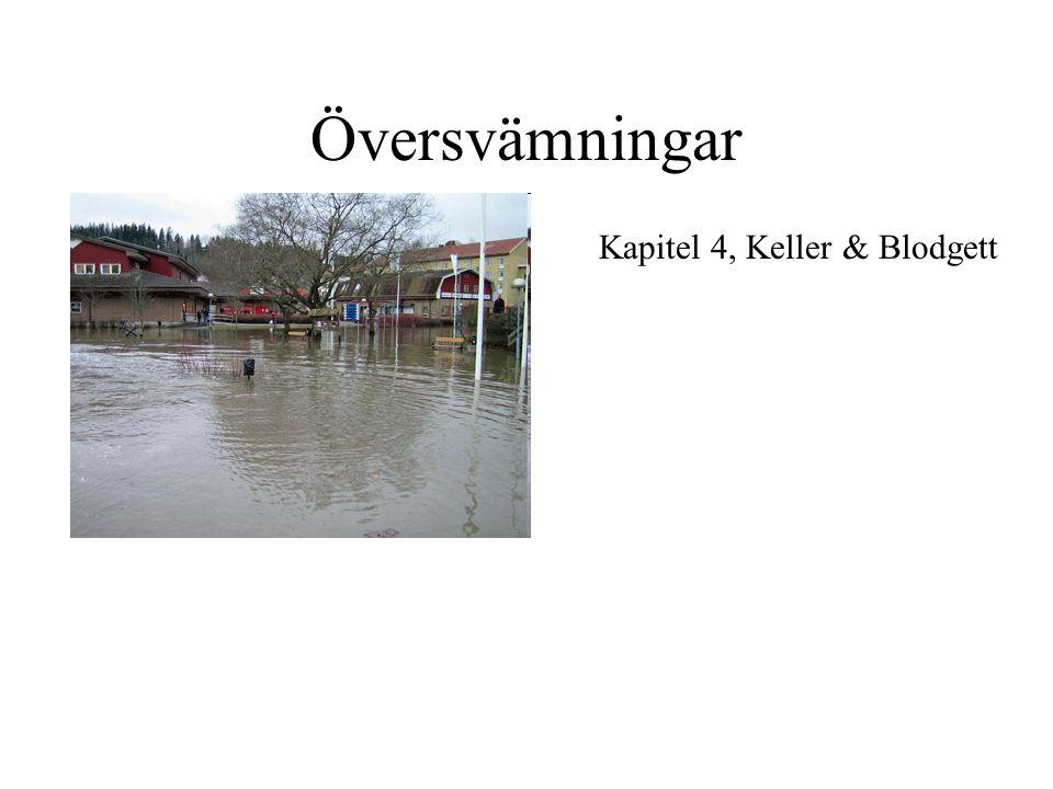 Översvämningar Kapitel 4, Keller & Blodgett