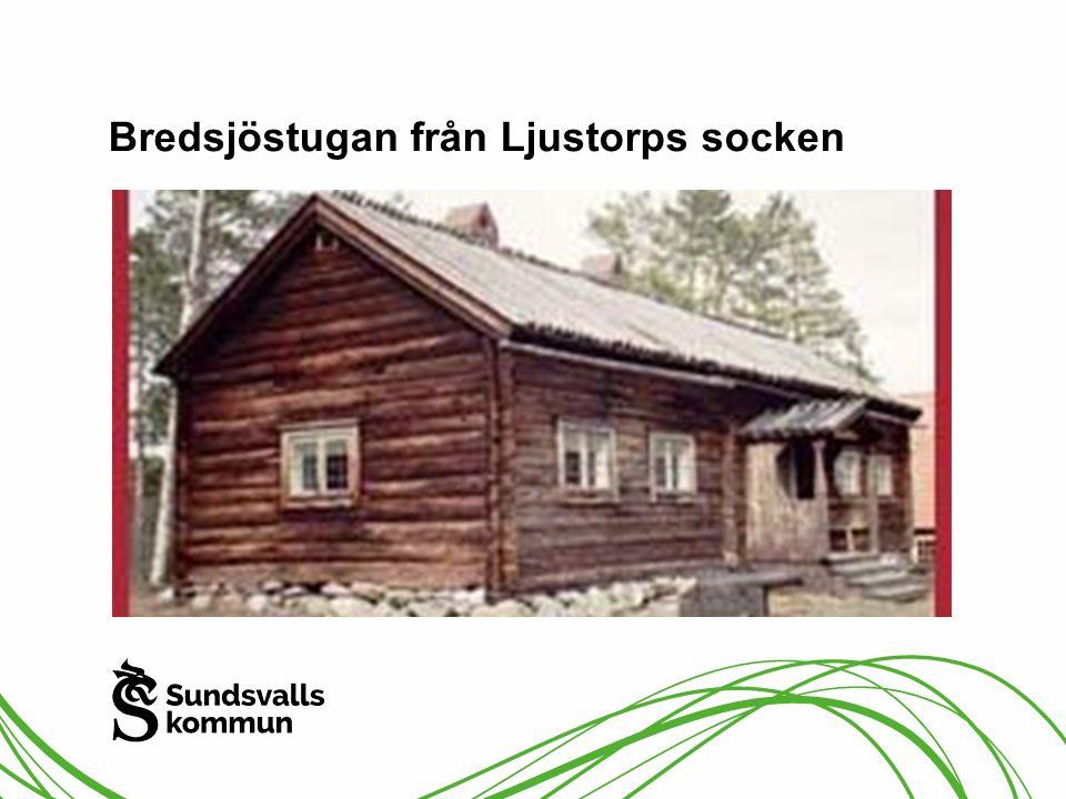 Bredsjöstugan från Ljustorps socken