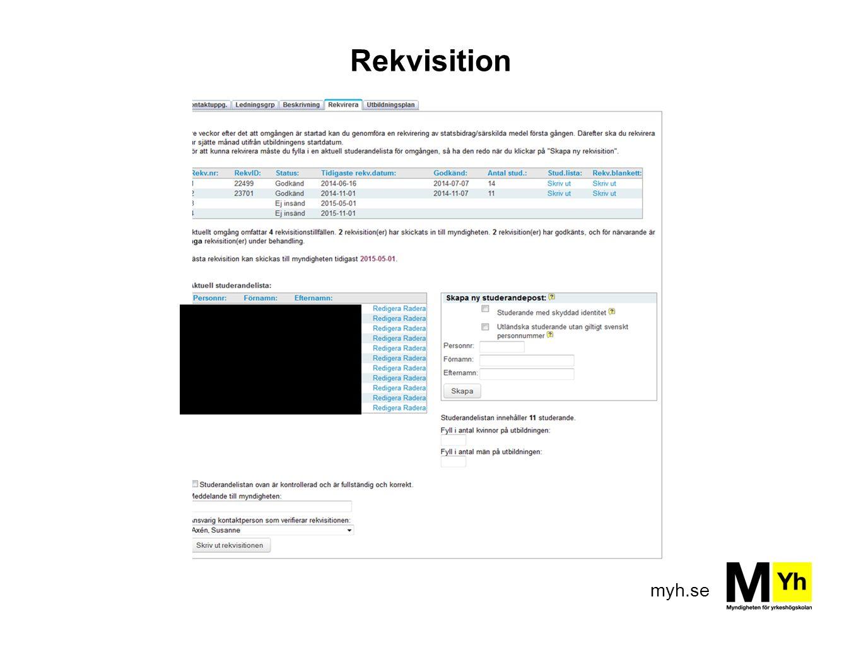 Rekvisition