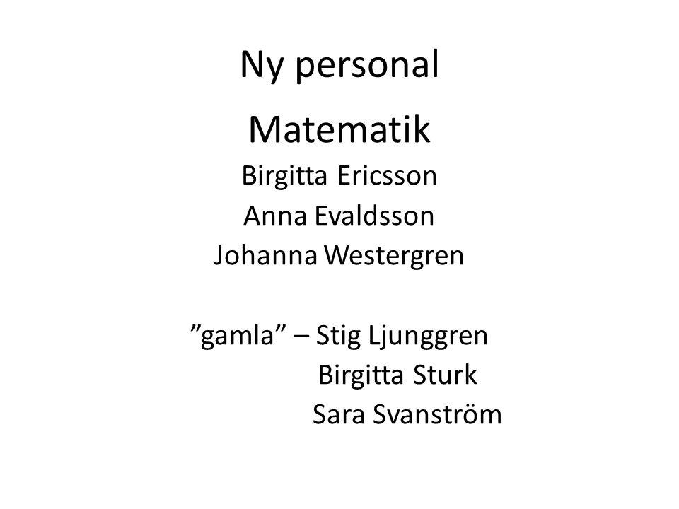 gamla – Stig Ljunggren