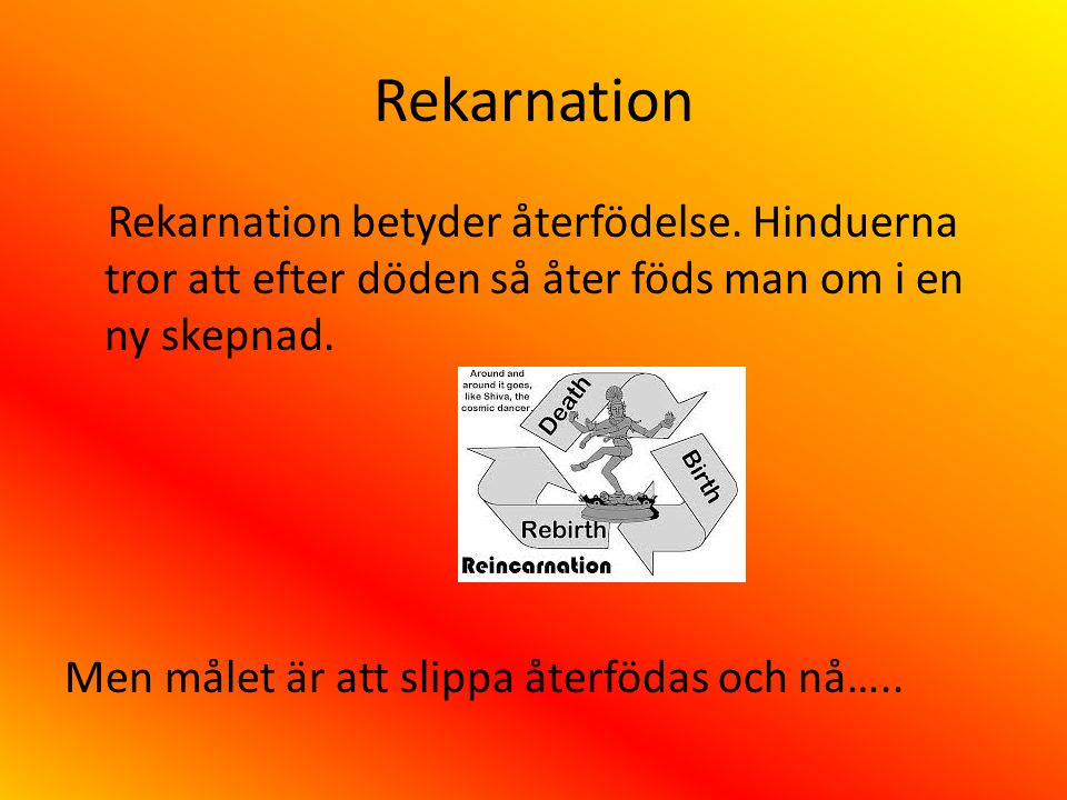 Rekarnation