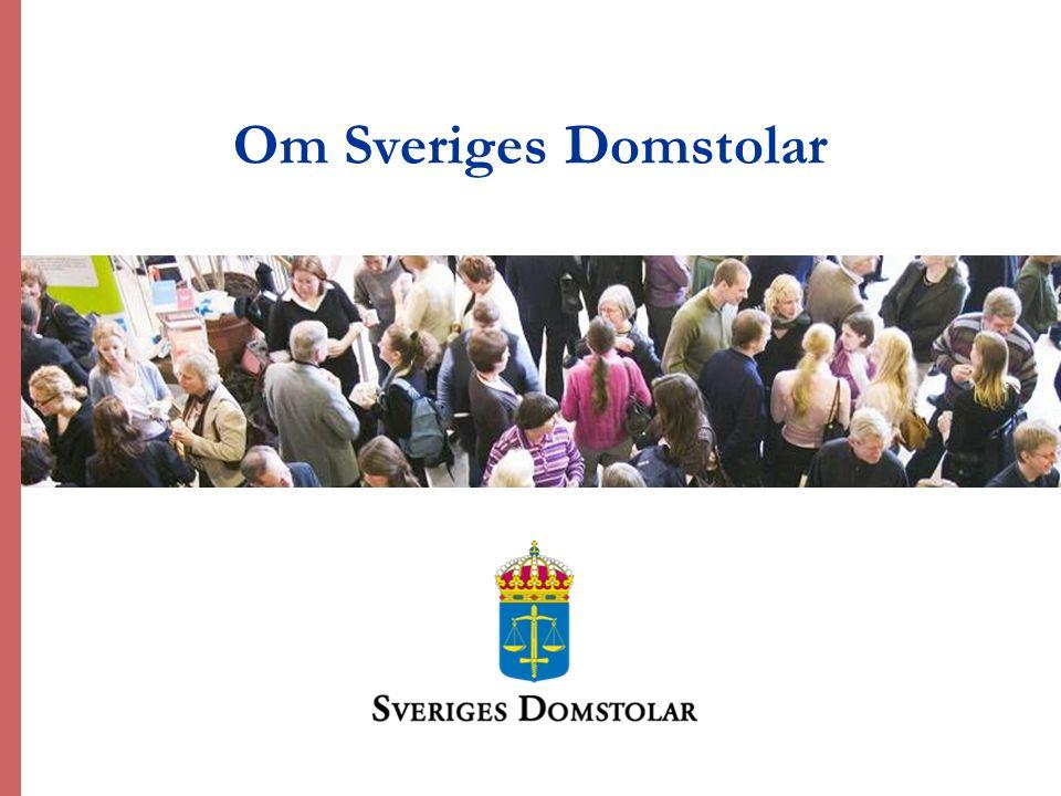 Om Sveriges Domstolar Introbild - välkommen