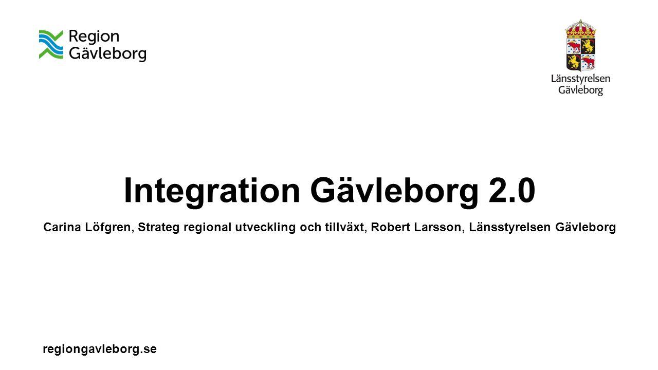 Integration Gävleborg 2.0