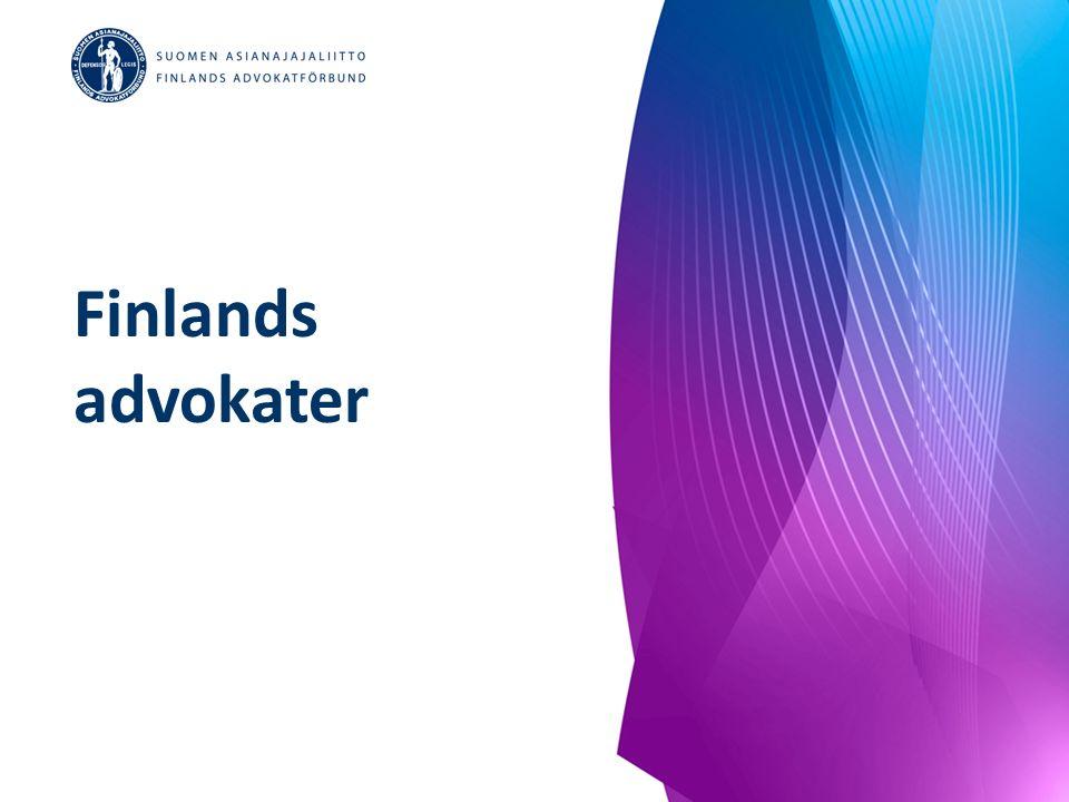 Finlands advokater