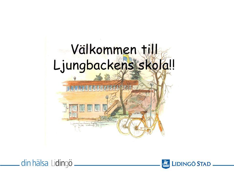 Välkommen till Ljungbackens skola!!