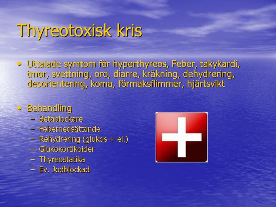 Thyreotoxisk kris