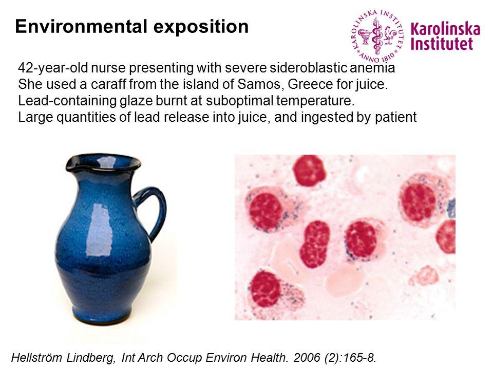 Environmental exposition